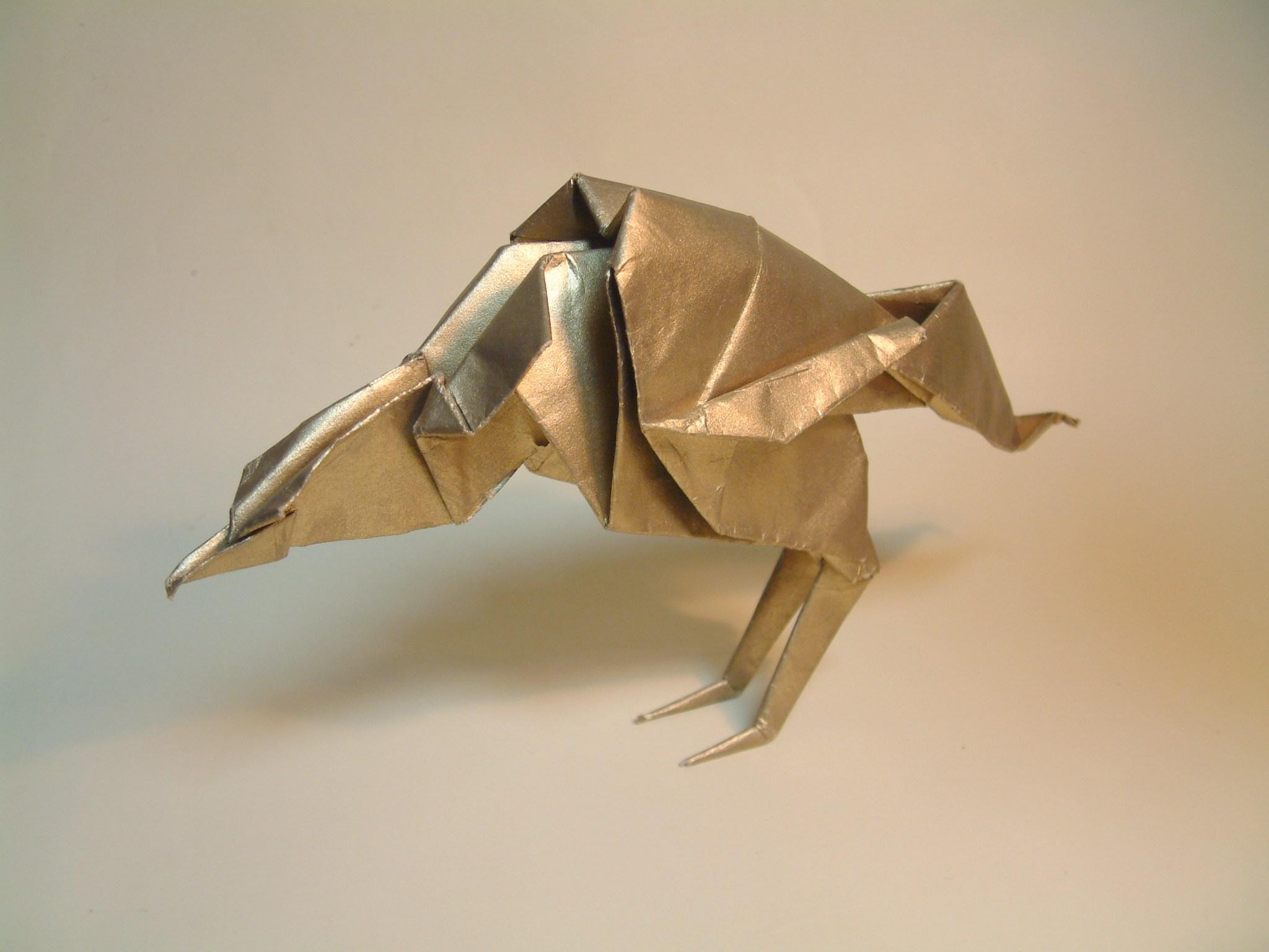 Akira Yoshizawa: the 101st birthday of an origami master ... | 1536x2048